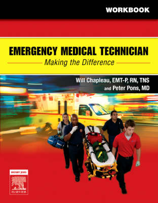 Workbook for Emergency Medical Technician: Making the Difference (Paperback)