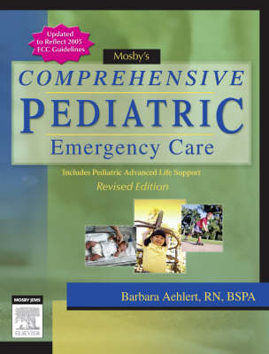 Mosby's Comprehensive Pediatric Emergency Care (Paperback)