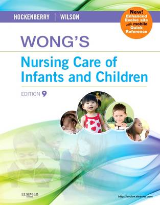 Wong's Nursing Care of Infants and Children (Hardback)