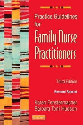 Practice Guidelines for Family Nurse Practitioners (Spiral bound)