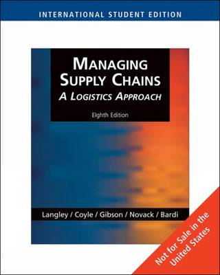 Managing Supply Chains: A Logistics Approach (Mixed media product)
