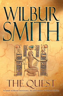 The Quest - Egyptian Novels 5 (Paperback)