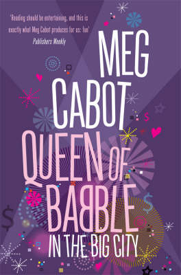 Queen of Babble in the Big City (Paperback)