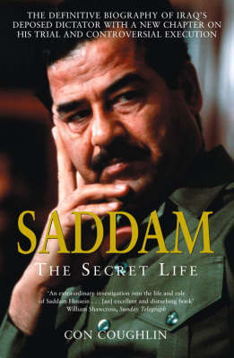 Saddam: The Secret Life (Paperback)