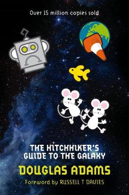The Hitchhiker's Guide to the Galaxy (Paperback)