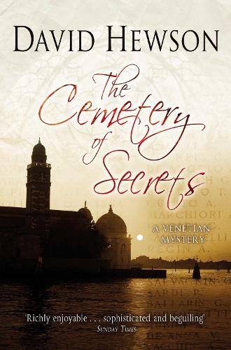 The Cemetery of Secrets (Paperback)