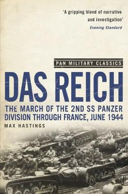 Das Reich: The March of the 2nd SS Panzer Division Through France, June 1944 - Pan Military Classics (Paperback)