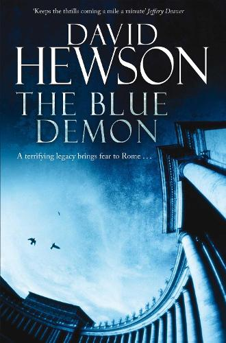 The Blue Demon (Paperback)