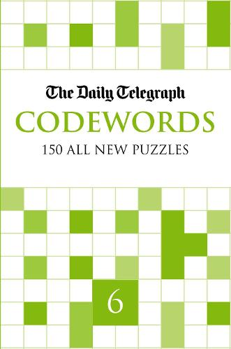 Daily Telegraph Codewords 6 (Paperback)