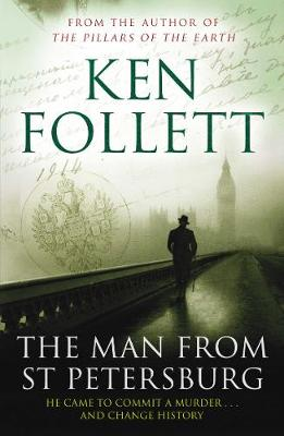 The Man from St Petersburg (Paperback)