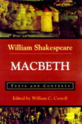 Macbeth - The Bedford Shakespeare Series (Paperback)