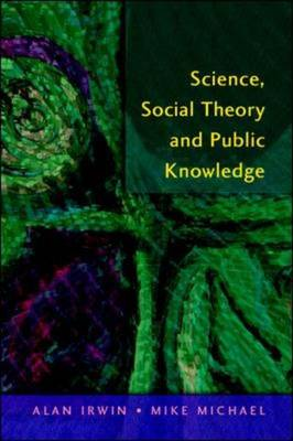 Science, Social Theory and Public Knowledge (Hardback)