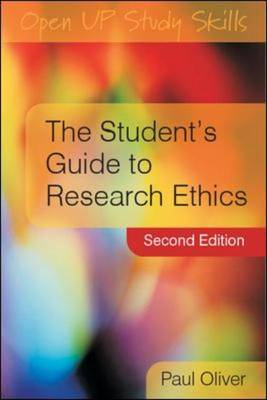 The Student's Guide to Research Ethics (Paperback)