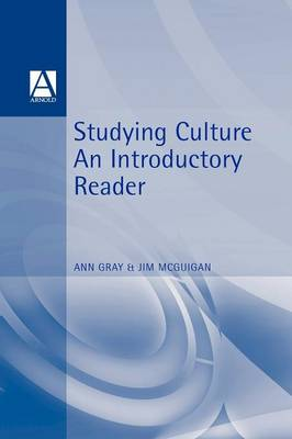 Studying Culture: An Introductory Reader (Paperback)