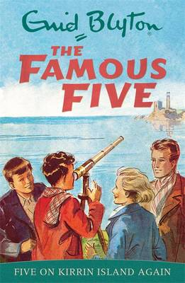 Five on Kirrin Island Again: Book 6 - Famous Five Book 6 (Paperback)
