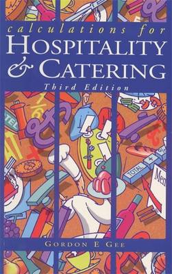 Calculations for Hospitality & Catering (Paperback)