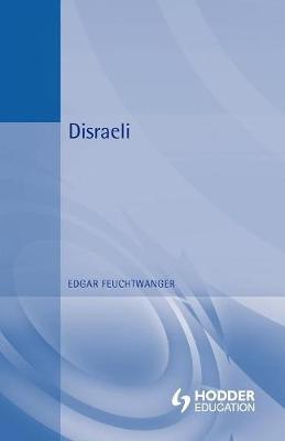 Disraeli - Reputations (Paperback)