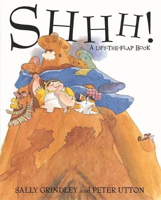 Shhh!: Lift-The-Flap Book (Paperback)