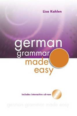 German Grammar Made Easy - Grammar Made Easy (Mixed media product)