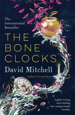 The Bone Clocks (Paperback)
