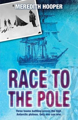 Race to the Pole - Literary Non-Fiction (Paperback)