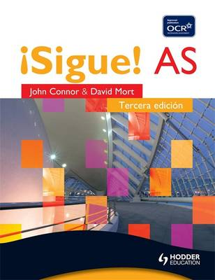 Sigue AS: Student's Book - Sigue! (Paperback)