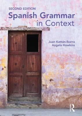 Spanish Grammar in Context (Paperback)