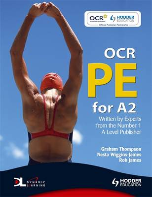 OCR PE for A2 Whiteboard (Paperback)