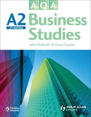 AQA A2 Business Studies: Textbook (Paperback)