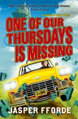 One of Our Thursdays is Missing - Thursday Next Book 6 (Paperback)