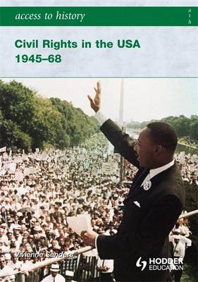 Civil Rights in the USA 1945-68 - Access to History (Paperback)