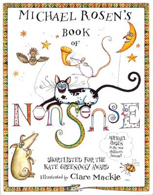 Michael Rosen's Book of Nonsense - Poetry Picture (Paperback)