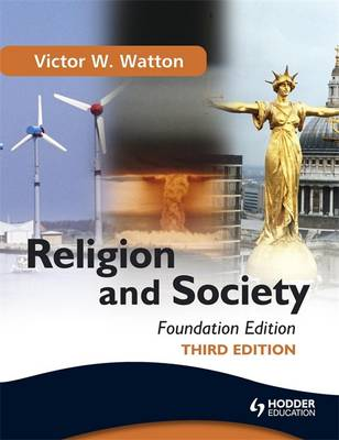 Religion and Society: Foundation Edition (Paperback)