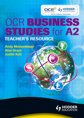 OCR Business Studies for A2, Teacher's Resource CD-ROM (CD-Audio)