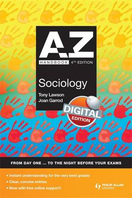A-Z Sociology Handbook - Complete A-Z (Mixed media product)