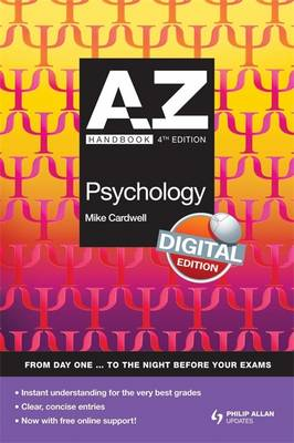 A-Z UK Psychology Handbook - Complete A-Z (Mixed media product)