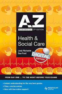 A-Z Health and Social Care Handbook + Online - Complete A-Z (Paperback)