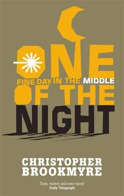 One Fine Day in the Middle of the Night (Paperback)