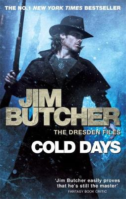 Cold Days: A Dresden Files Novel - The Dresden Files 14 (Paperback)
