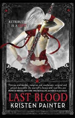 Last Blood - House of Comarre 5 (Paperback)