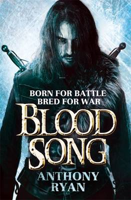 Blood Song - Raven's Shadow 1 (Hardback)