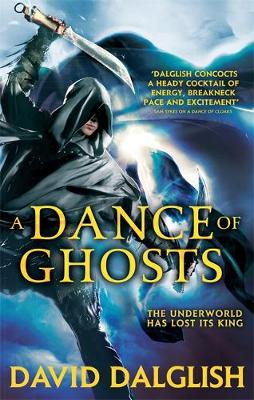 A Dance of Ghosts - Shadowdance Book 5 (Paperback)