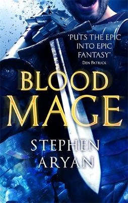 Bloodmage - The Age of Darkness 2 (Paperback)