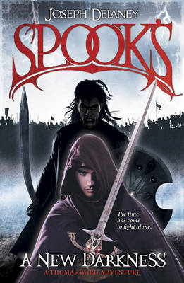 Spook's: A New Darkness - The Starblade Chronicles 1 (Hardback)