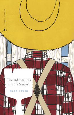 Adventures of Tom Sawyer - Modern Library (Paperback)