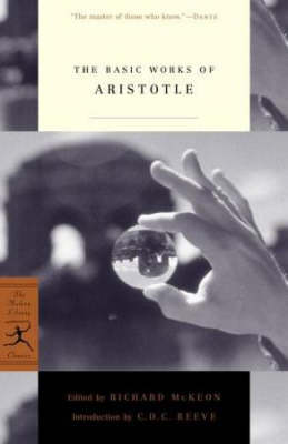 Basic Works of Aristotle - Modern Library (Paperback)