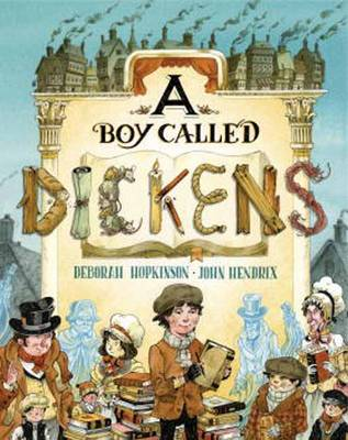 A Boy Called Dickens (Hardback)