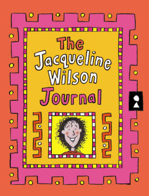 The Jacqueline Wilson Journal 2002 (Hardback)