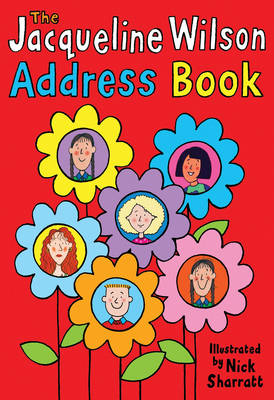 Jacqueline Wilson Address Book (Hardback)