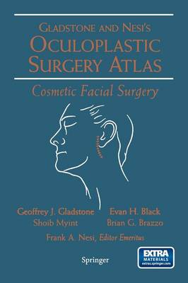 Oculoplastic Surgery Atlas 2005: Cosmetic Facial Surgery (Mixed media product)